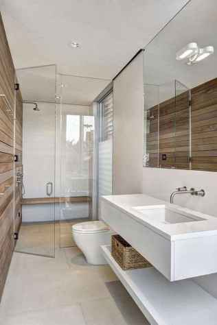 60 Elegant Small Master Bathroom Remodel Ideas (39)