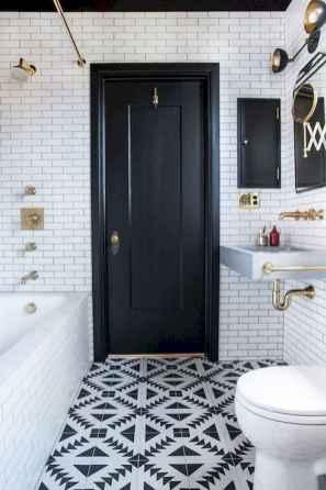 60 Elegant Small Master Bathroom Remodel Ideas (60)