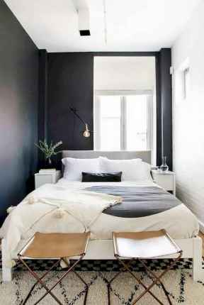 60 Small Apartment Bedroom Decor Ideas On A Budget (30)