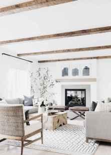70 Modern Farmhouse Living Room Decor Ideas And Makeover (17)