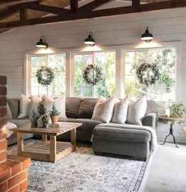 70 Modern Farmhouse Living Room Decor Ideas And Makeover (20)