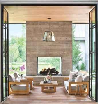 70 Modern Farmhouse Living Room Decor Ideas And Makeover (23)