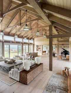 70 Modern Farmhouse Living Room Decor Ideas And Makeover (29)
