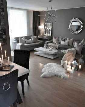 70 Modern Farmhouse Living Room Decor Ideas And Makeover (65)