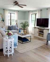 70 Modern Farmhouse Living Room Decor Ideas And Makeover (7)