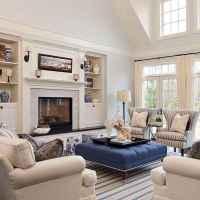 80 Best Furniture For Modern Farmhouse Living Room Decor Ideas (4)