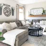 80 Best Furniture For Modern Farmhouse Living Room Decor Ideas (52)