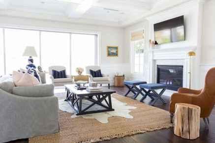 80 Best Furniture For Modern Farmhouse Living Room Decor Ideas (8)