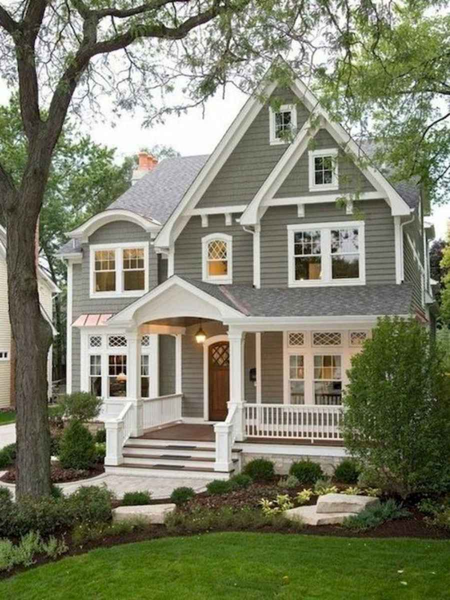 90 Simple and Beautiful Front Yard Landscaping Ideas on A Budget (15)