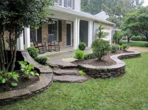 90 Simple and Beautiful Front Yard Landscaping Ideas on A Budget (27)