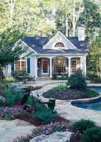90 Simple and Beautiful Front Yard Landscaping Ideas on A Budget (47)