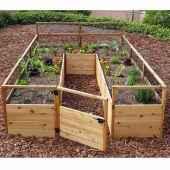 25 Easy DIY Vegetable Garden Small Spaces Design Ideas For Beginner (16)