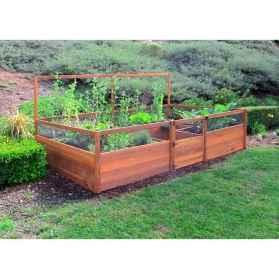 25 Easy DIY Vegetable Garden Small Spaces Design Ideas For Beginner (4)