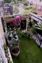 30 Awesome Balcony Garden Design Ideas And Decorations (15)