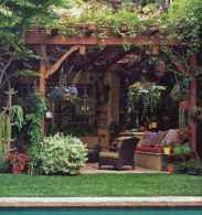 30 Stunning Patio Garden Low Maintenance Design Ideas And Remodel (23)