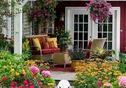 30 Stunning Patio Garden Low Maintenance Design Ideas And Remodel (26)