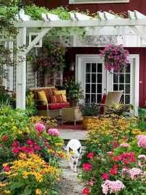 30 Stunning Patio Garden Low Maintenance Design Ideas And Remodel (26)