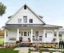 33 Best Modern Farmhouse Exterior Design Ideas (16)
