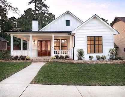 33 Best Modern Farmhouse Exterior Design Ideas (17)