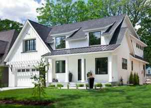 33 Best Modern Farmhouse Exterior Design Ideas (28)
