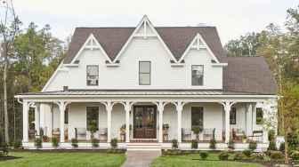 33 Best Modern Farmhouse Exterior Design Ideas (6)