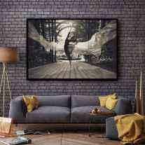 30 Best Art Living Room Decor (10)