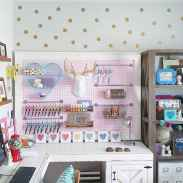30 Best Art Room And Craft Room Organization Decor (17)