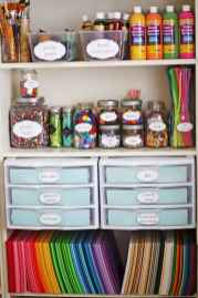 30 Best Art Room And Craft Room Organization Decor (5)