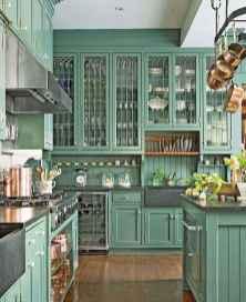 30 Best Farmhouse Kitchen Cabinets Design (5)