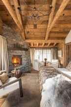 50 Incredible Log Cabin Homes Modern Design Ideas (25)