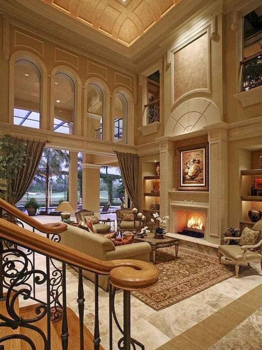 50 Incredible Log Cabin Homes Modern Design Ideas (30)