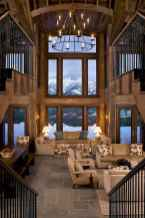 50 Incredible Log Cabin Homes Modern Design Ideas (34)