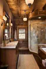 50 Incredible Log Cabin Homes Modern Design Ideas (40)
