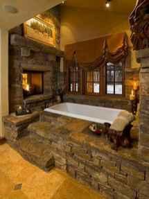 50 Incredible Log Cabin Homes Modern Design Ideas (7)