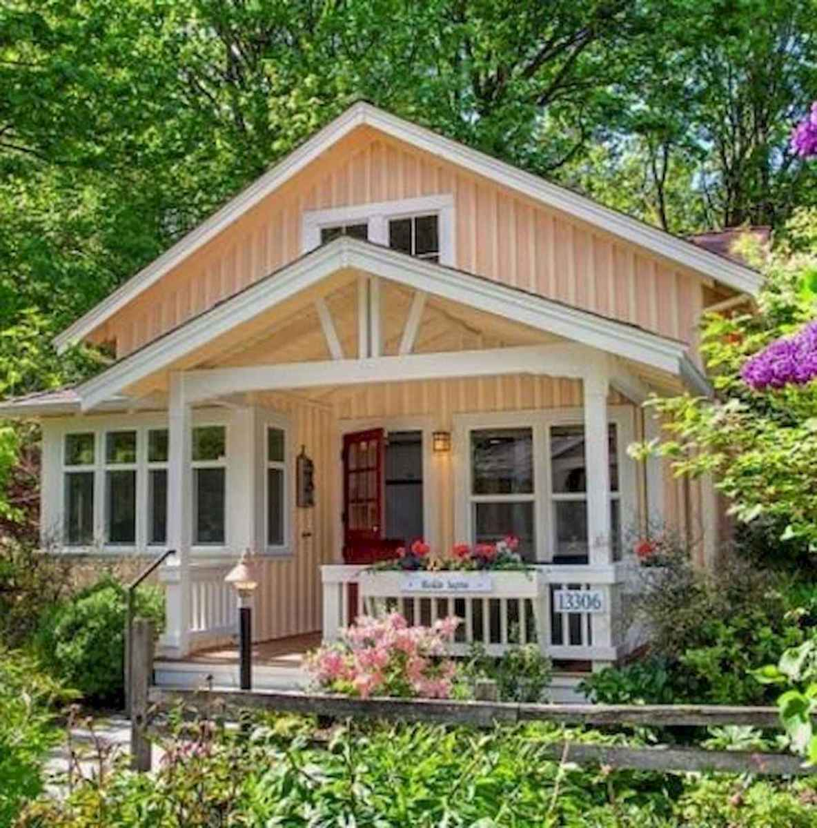 60 Beautiful Tiny House Plans Small Cottages Design Ideas (22)