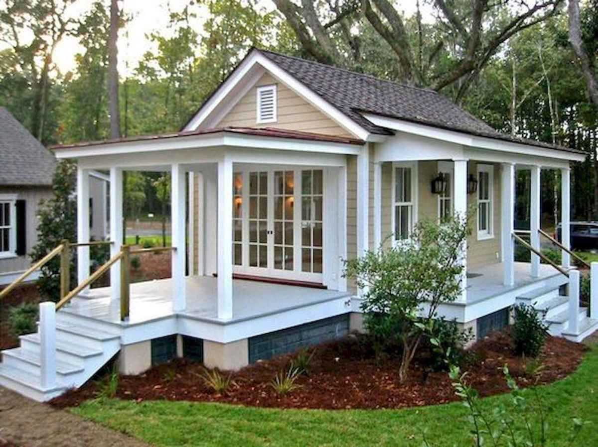 60 Beautiful Tiny House Plans Small Cottages Design Ideas (39)