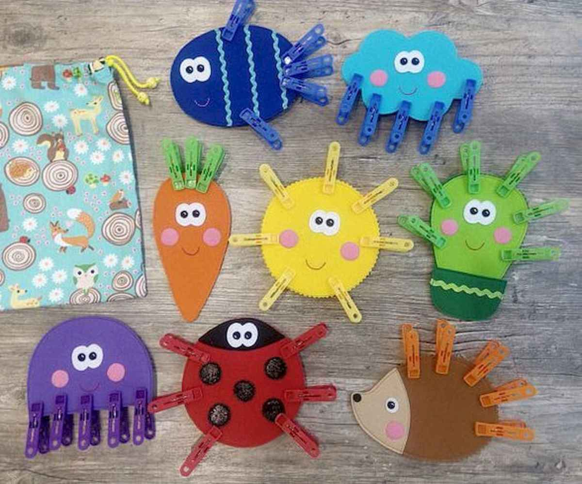 60 Fantastic DIY Projects Ideas For Kids (15)