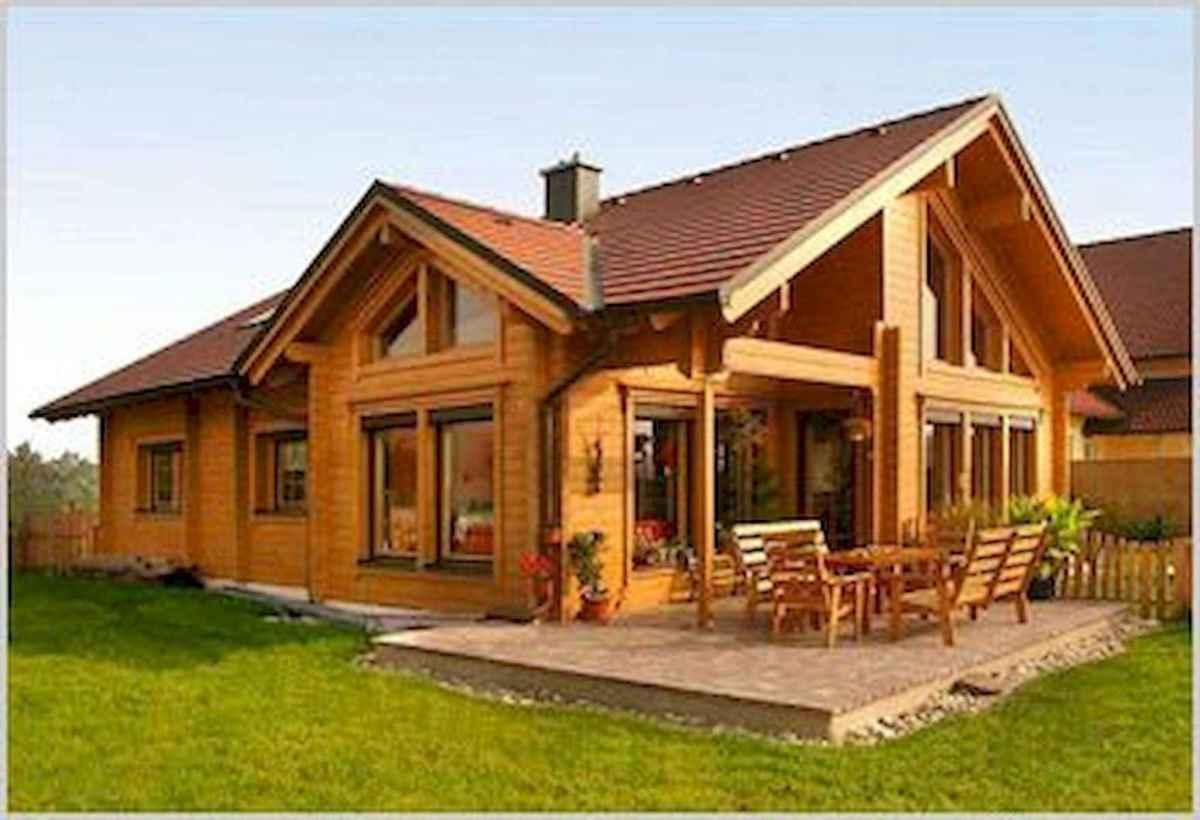 75 Great Log Cabin Homes Plans Design Ideas (16)