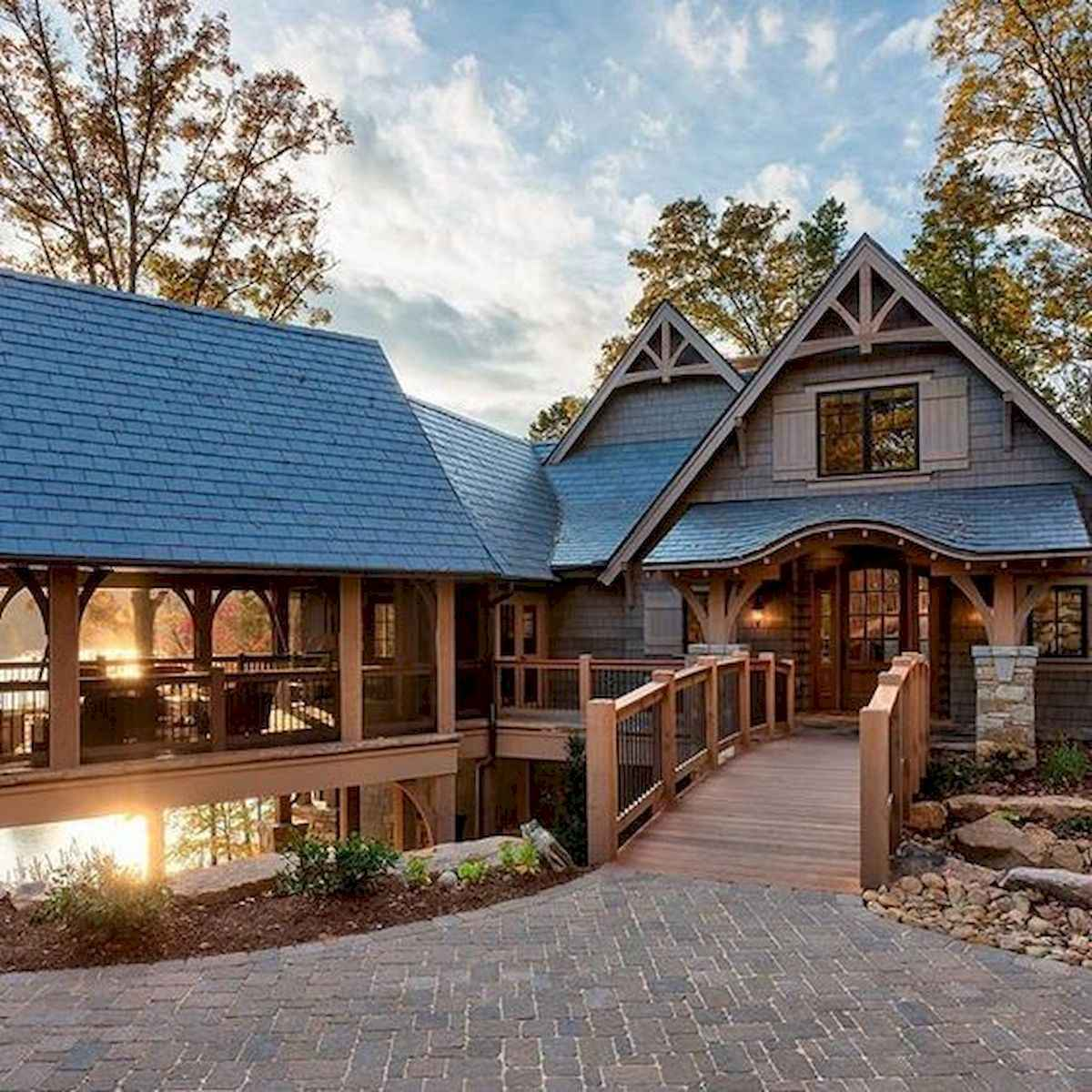 75 Great Log Cabin Homes Plans Design Ideas (3)