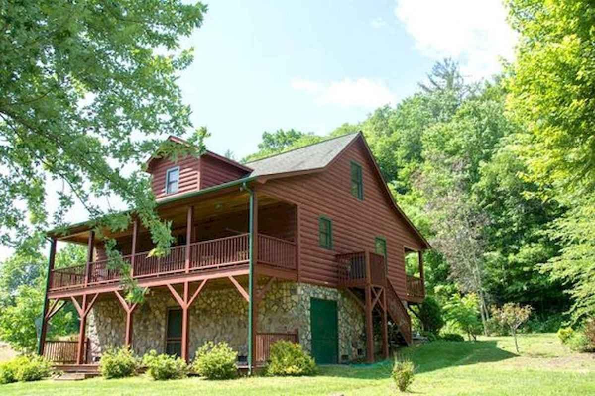 75 Great Log Cabin Homes Plans Design Ideas (30)