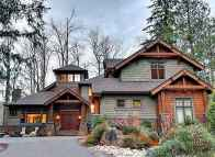 75 Great Log Cabin Homes Plans Design Ideas (38)