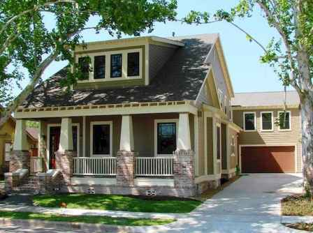40 Amazing Craftsman Style Homes Design Ideas (1)