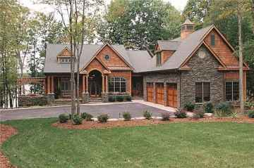 40 Amazing Craftsman Style Homes Design Ideas (39)