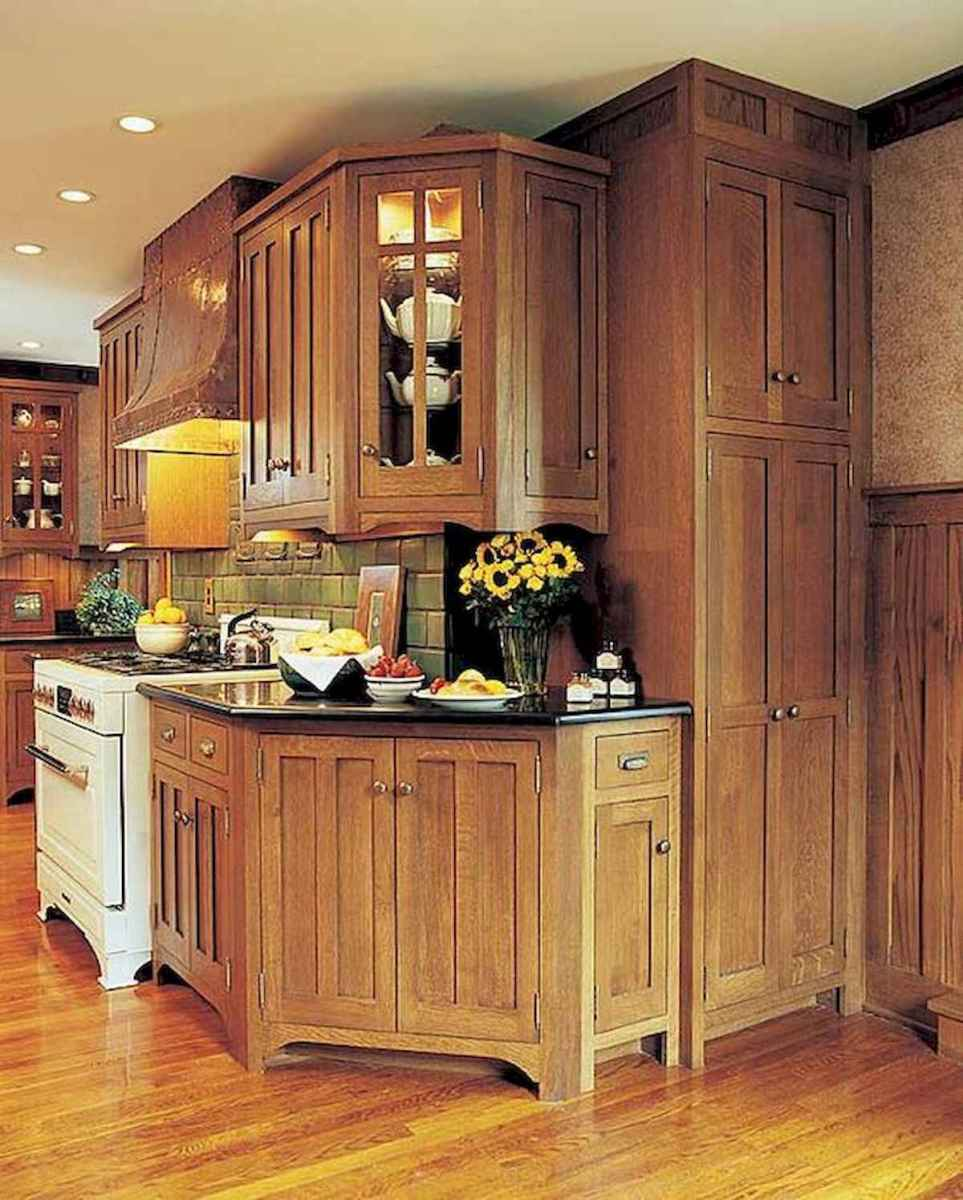 40 Awesome Craftsman Style Kitchen Design Ideas (18)