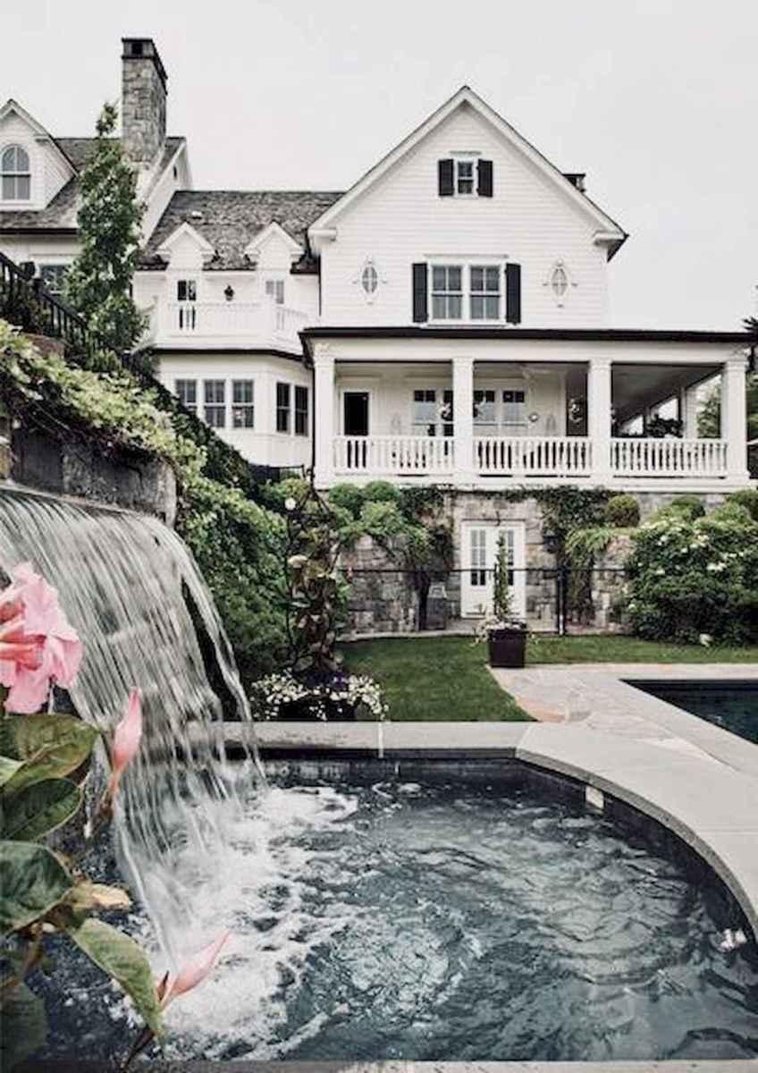 40 Fantastic Dream Home Exterior Design Ideas (17)