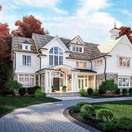 40 Fantastic Dream Home Exterior Design Ideas (23)