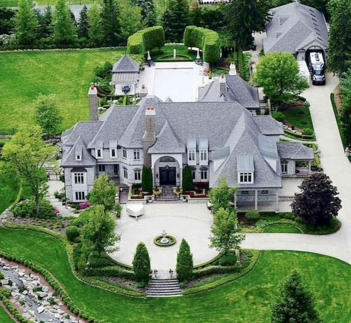40 Stunning Mansions Luxury Exterior Design Ideas (10)