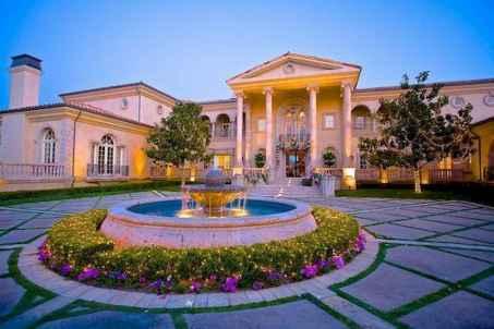 40 Stunning Mansions Luxury Exterior Design Ideas (12)