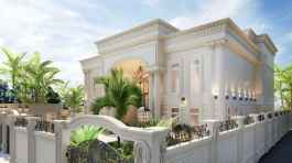 40 Stunning Mansions Luxury Exterior Design Ideas (15)