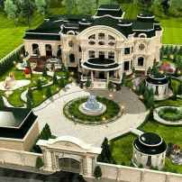 40 Stunning Mansions Luxury Exterior Design Ideas (18)